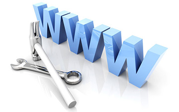 Web company - Hosting and domain